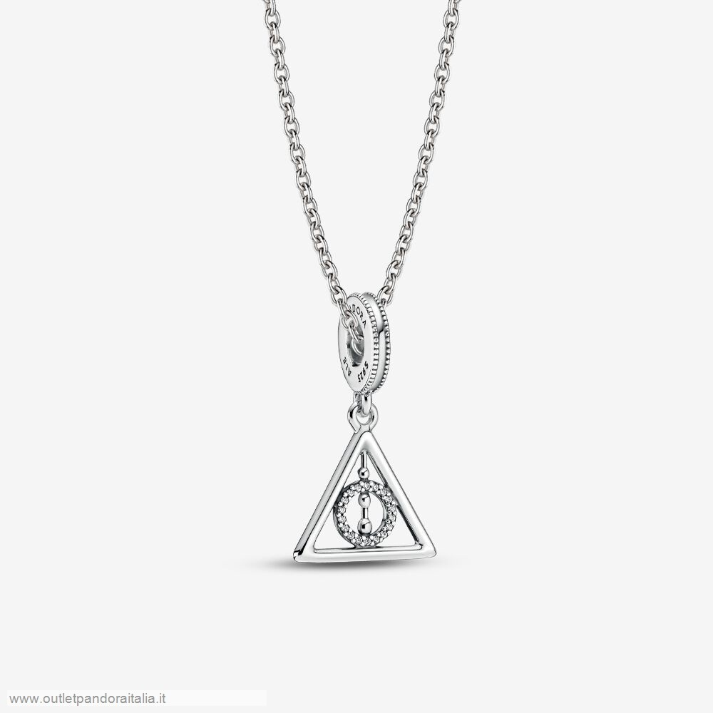 Completa Saldi Pandora Harry Potter Deathly Hallows Collane Set