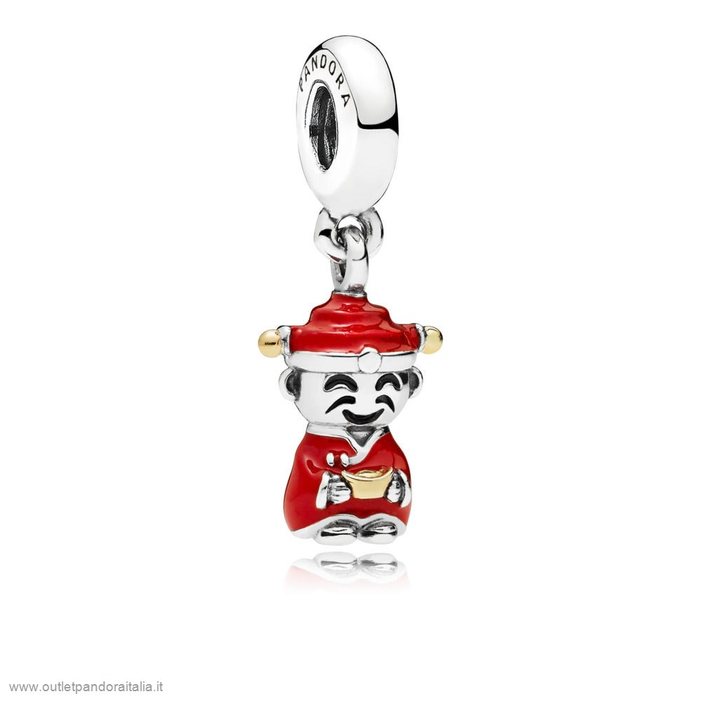 Completa Saldi Pandora Fortune And Luck Hanging Charm